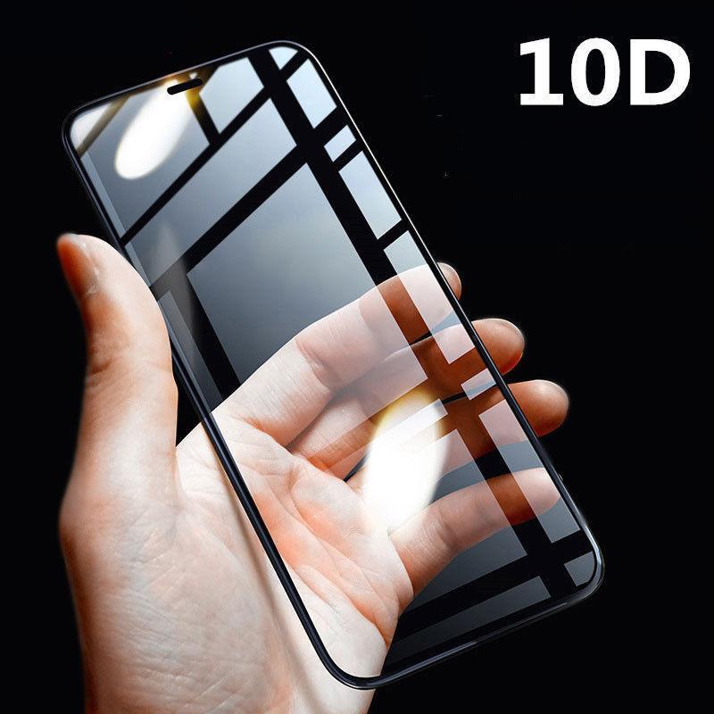 Huawei Nova 3i HD Clear 10D Full Screen Coverage Tempered Glass