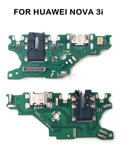 Huawei Nova 3i Nova3i AL00 USB Charging Port Board Headphone Audio
