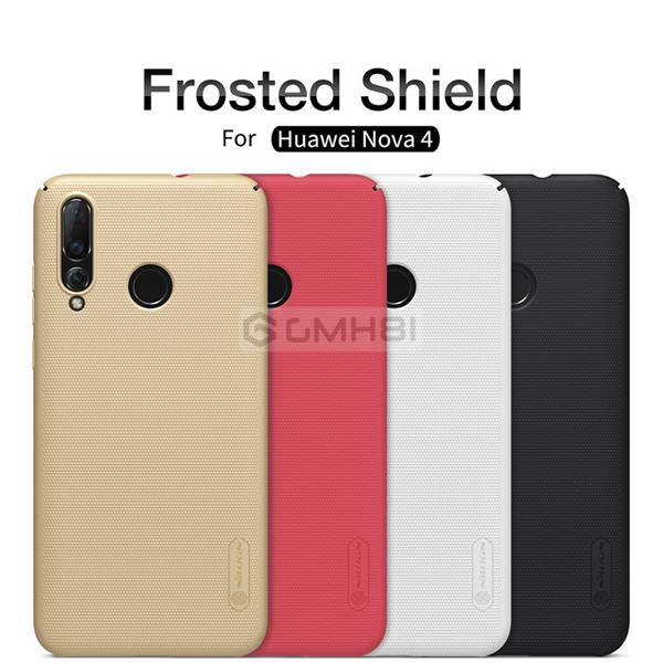 Huawei Nova 4 Nillkin Super FROSTED Shield Hard Back Matte Cover Case