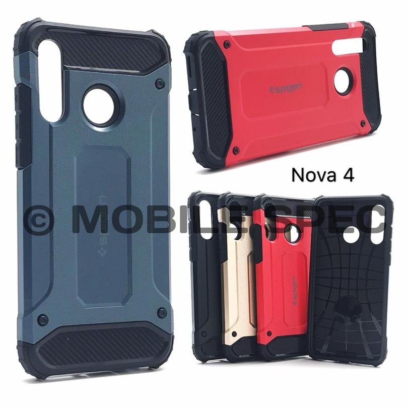 HUAWEI NOVA 4 / NOVA 4E SPIGEN TOUGH ARMOR TECH CUSHION CASE