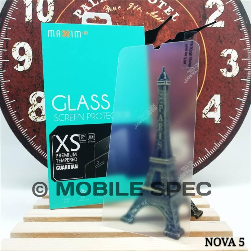 HUAWEI NOVA 4E 5 P30 LITE HONOR 8C ANTI BLUE RAY MATTE TEMPERED GLASS