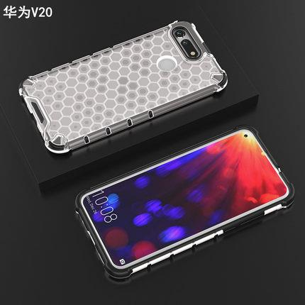 Huawei nova 5T Honor20 20 Pro 20S Transparent Armor Case Casing Cover
