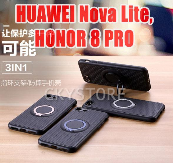 buy online 9200e c1a96 HUAWEI Nova Lite IFACE Magnetic Ring Holder Stand Case