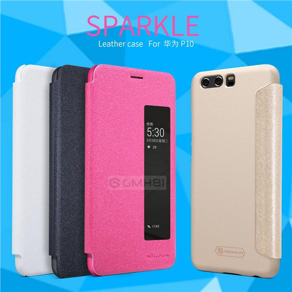 92e5195bf2 Huawei P10 Nillkin SPARKLE Leather U (end 4/15/2020 4:04 AM)
