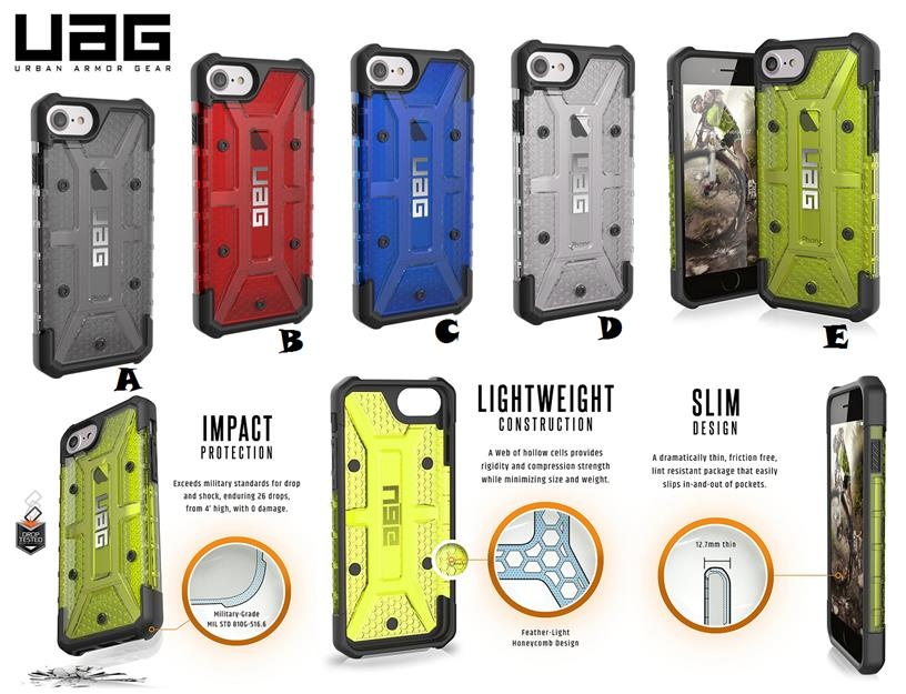newest a2fed e6589 Huawei P10 P10 Plus Lite UAG Plasma Maverick Military Spec Case Cover