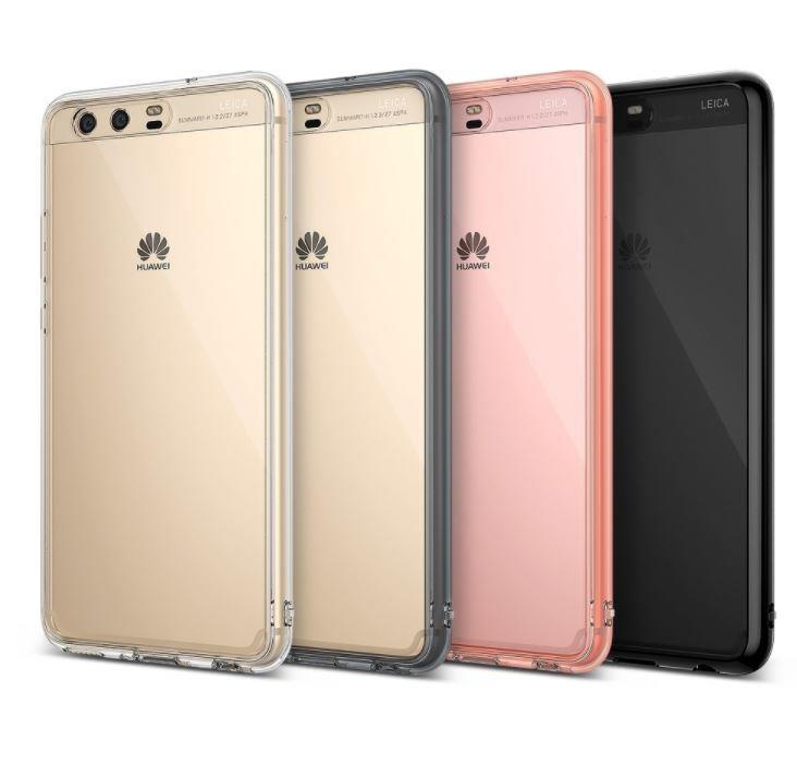 huawei phone cases. huawei p10 / plus ringke fusion case cover casing free gift phone cases 3