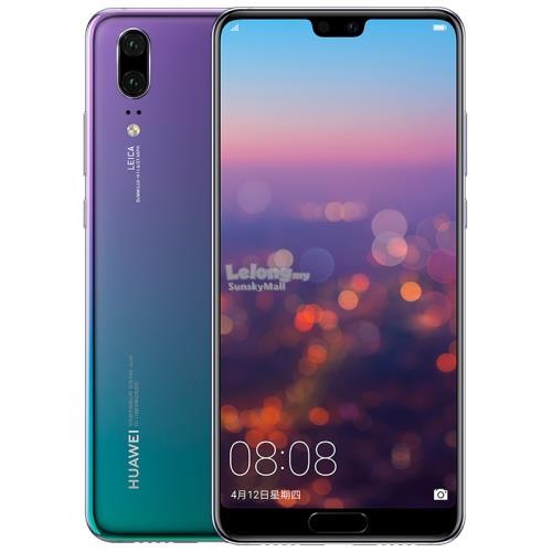 Huawei P20 EML-AL00, 6GB+64GB, 5 8 inch