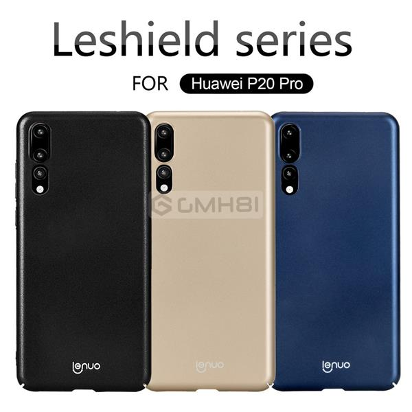 official photos ac36a c2bb3 Huawei P20 & P20 Pro Lenuo Super Frosted Ultra Slim Hard Cover Case