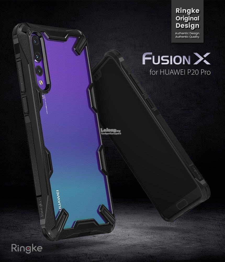 the best attitude c2fce 87529 Huawei P20/P20 Pro/P20 Lite Nova 3E , Ringke Fusion X / Onyx X Case