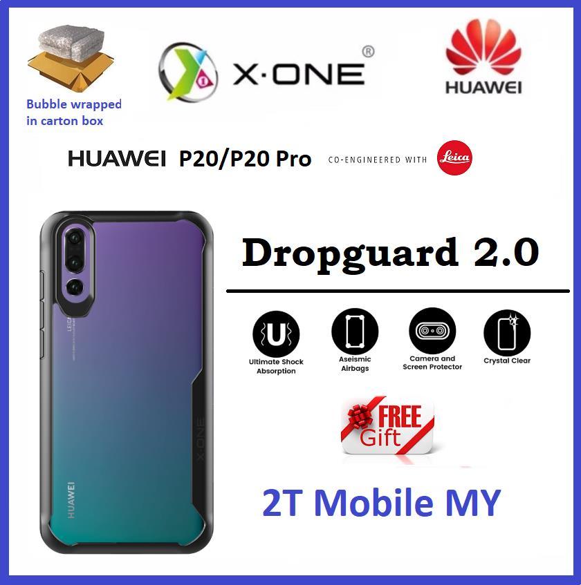 timeless design 8d43a 49734 Huawei P20 / P20 Pro X-One Drop Guard Ver 2.0 Case Anti Shock Bumper