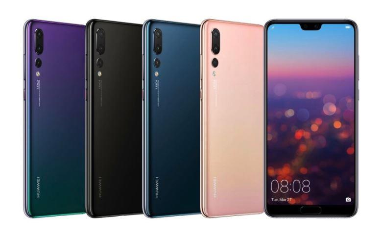 HUAWEI P20 PRO (0% GST) ORIGINAL set + FREEBIES worth RM948