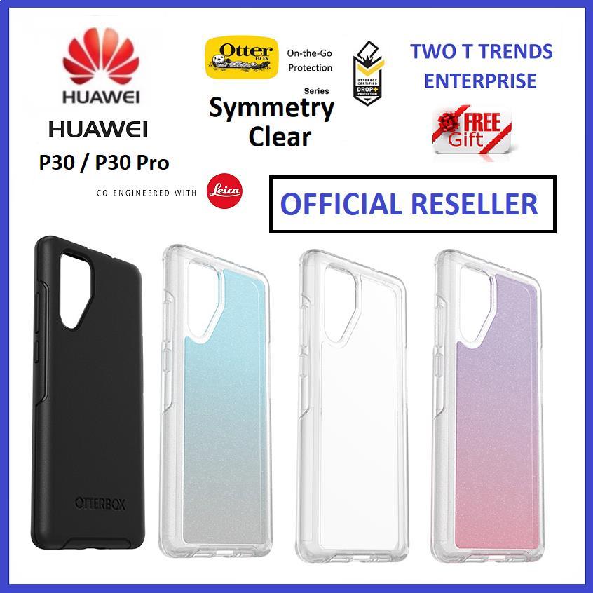 sale retailer 41506 6e1eb Huawei P30 / P30 Pro OtterBox Symmetry Series Clear Case 1 yr warranty