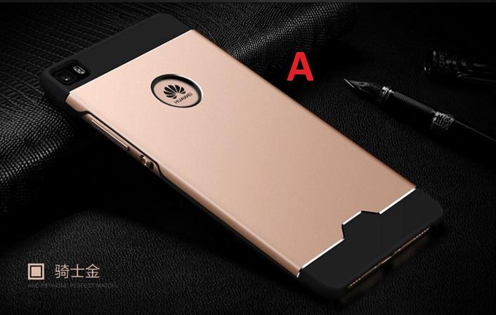 wholesale dealer 1be9b b1489 Huawei P8 Lite Case Cover Casing P8 Lite Metal Case Cover Casing