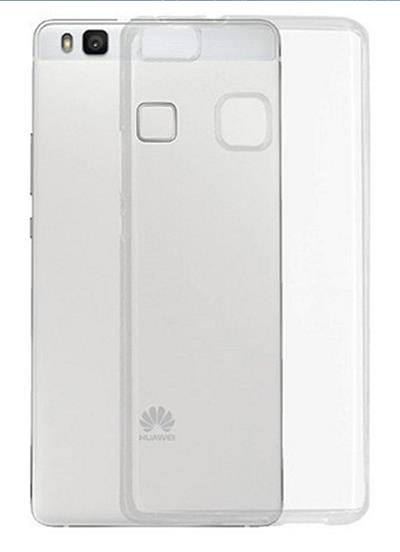 HUAWEI P9 LITE CLEAR TRANSPARENT TPU GEL CASE