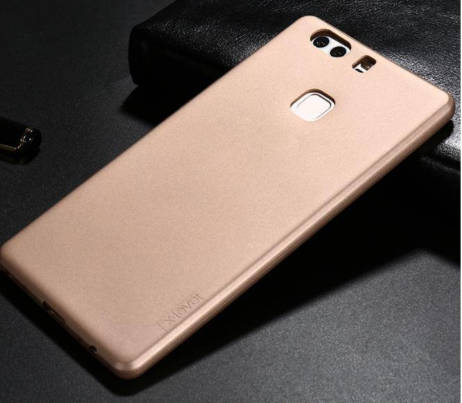 low priced 9bb36 8d5b7 HUAWEI P9 & P9 PLUS X-LEVEL Slim 360 Full Protection BUTTON Case
