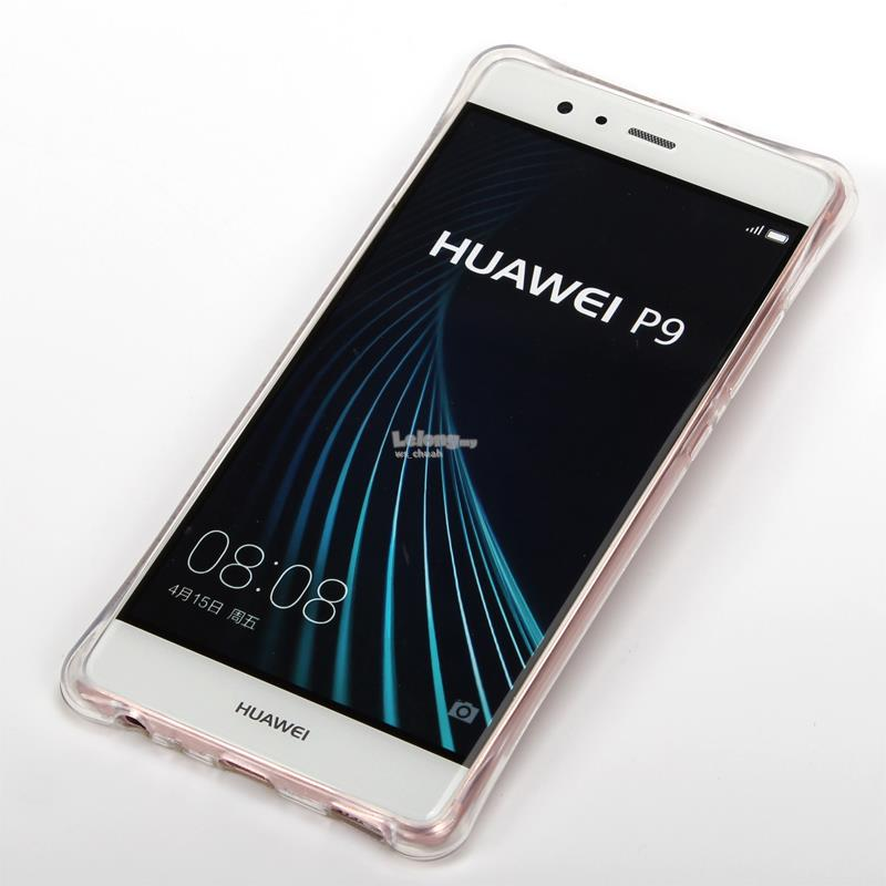 Huawei P9 Ultra Thin Soft Transparent Case