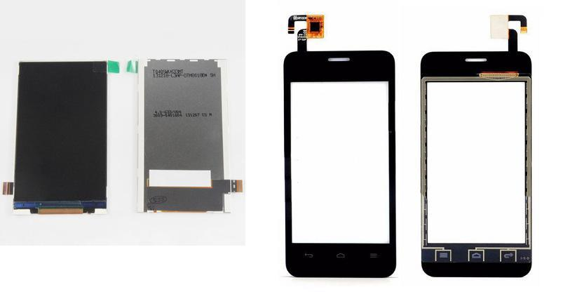 Huawei Y320 Display Lcd Digitizer Touch Screen