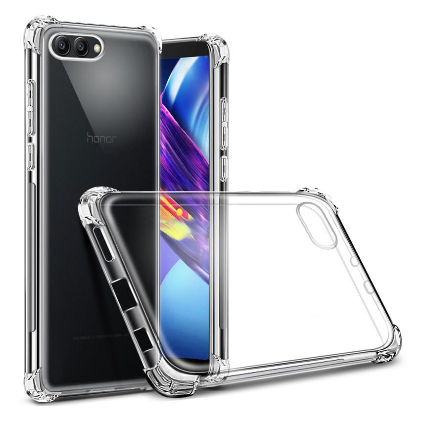05b1b932c1c HUAWEI Y7 PRIME Y9 2018 2019 ANTI SHOCK SOFT TPU TRANSPARENT CASE. ‹ ›