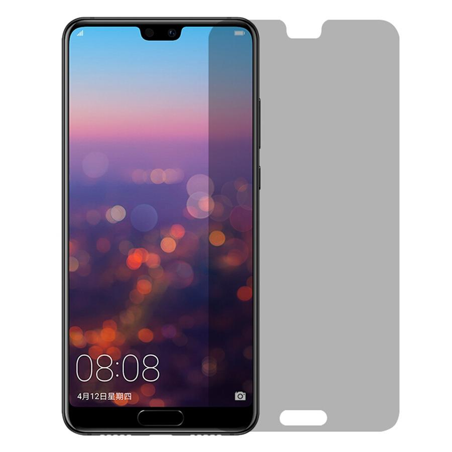 Huawei Y7 Pro 2019 9H Privacy Anti Peep Tempered Glass