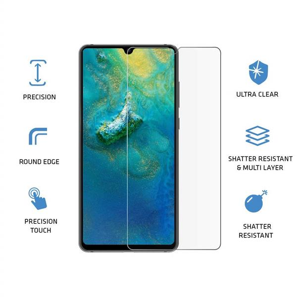 HUAWEI Y7 PRO 2019 / P30 TEMPERED GLASS SCREEN PROTECTOR