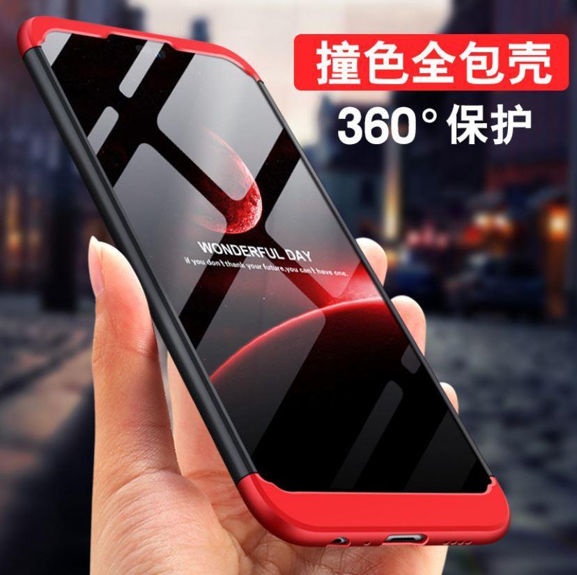 hot sales 4a3df e4de0 Huawei Y9 2019 GKK 360 Full Protection Case Cover