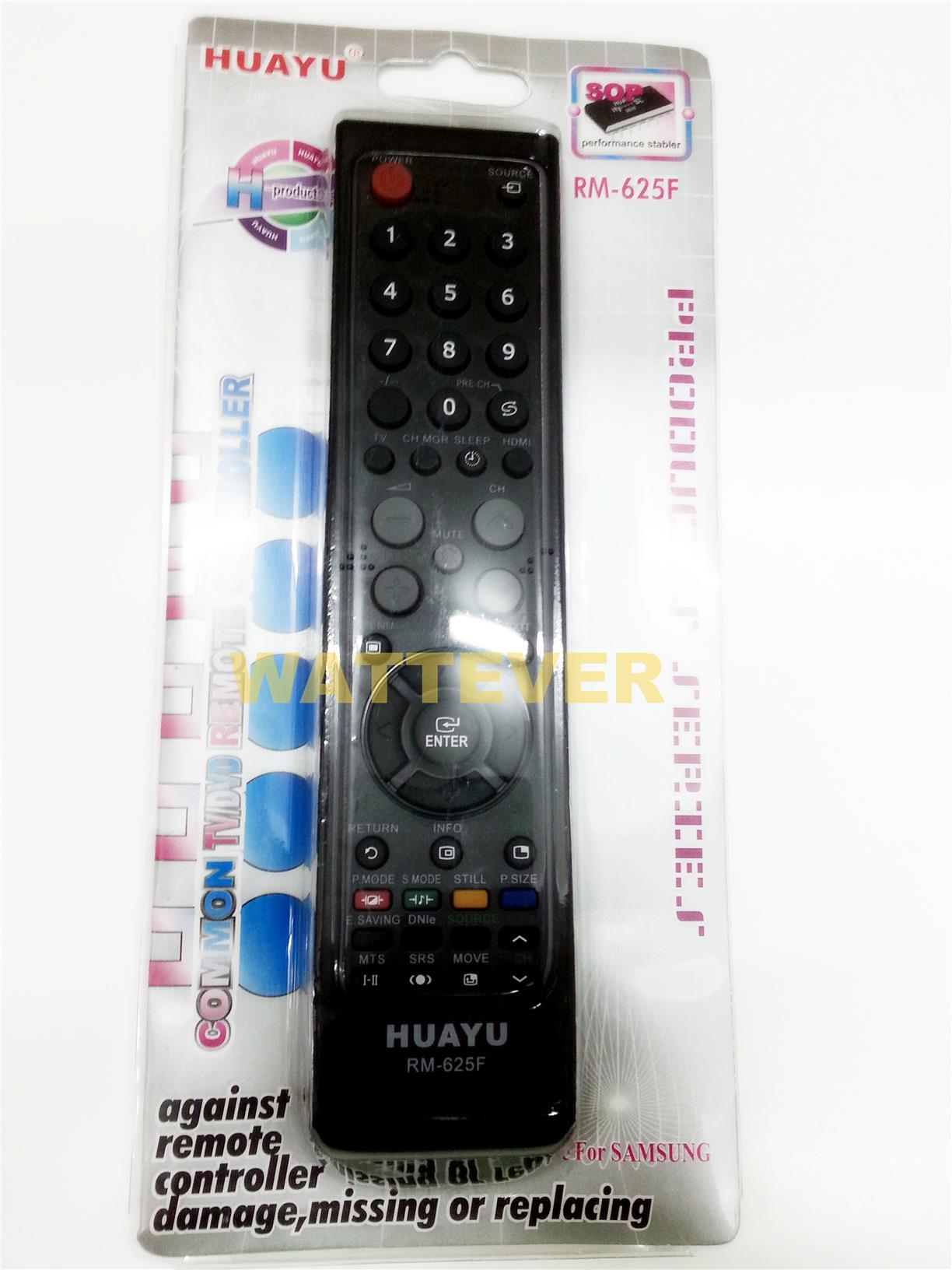 samsung tv remote 2017. huayu samsung tv remote control rm-625f tv 2017