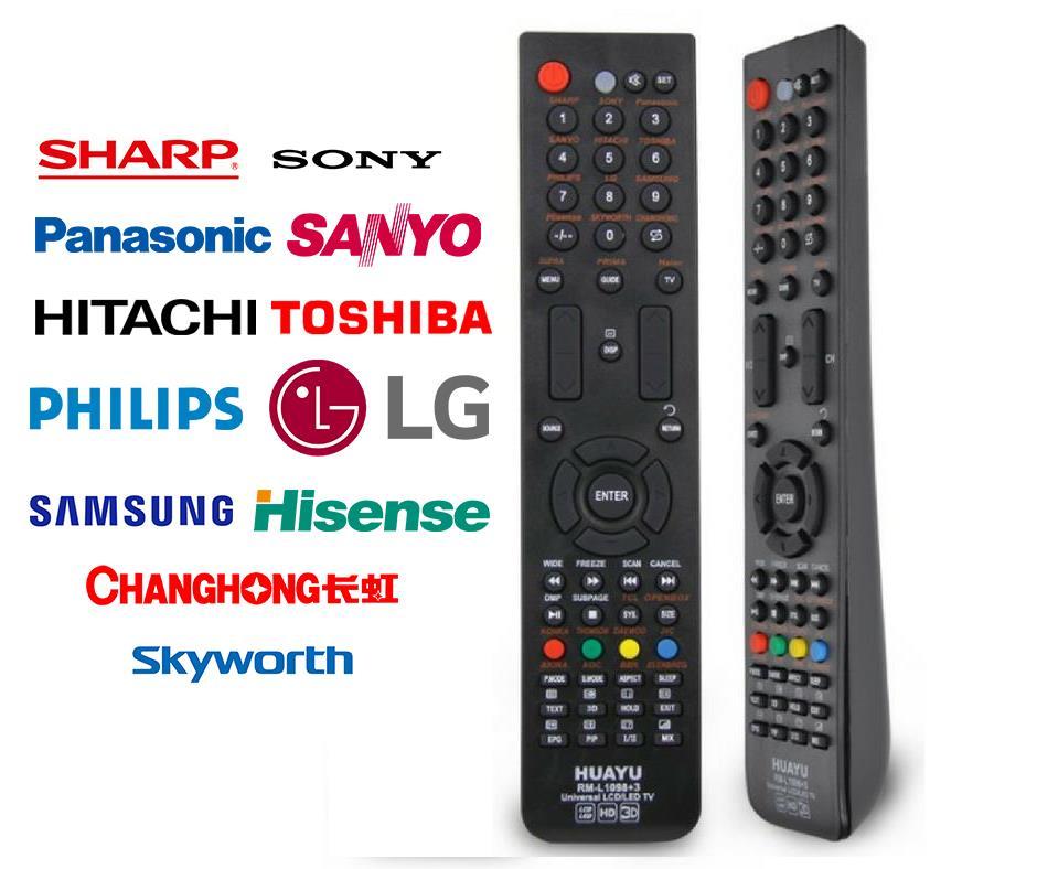 Huayu tv remote