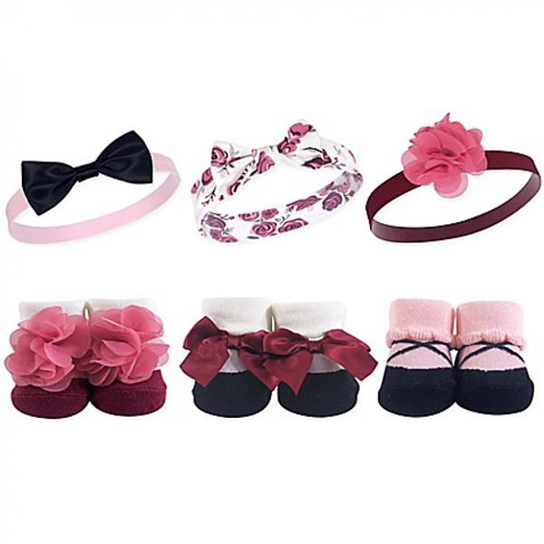 Hudson Baby - Headband   Socks Gifts (end 1 17 2020 3 15 PM) 32e89fd8442
