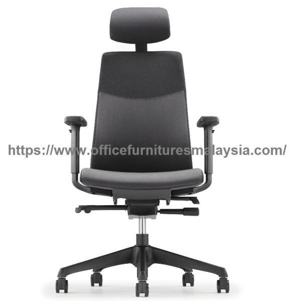 Hugo Director High Back Office Chair Hgb6210f P24d30hb Setia Alam