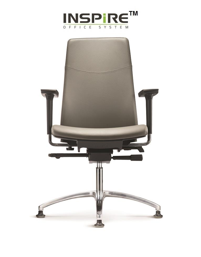 Hugo Series P.U Leather Visitor Office Chair