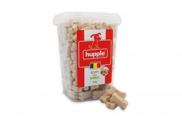 Hupple Softy Garlic 200g (Dog Food)