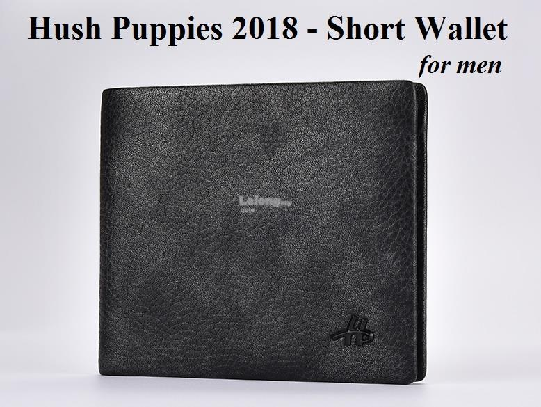 Hush Puppies 2018 - Short Wallet for men