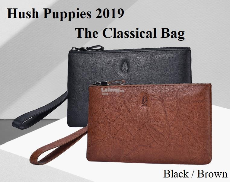 Hush Puppies 2019NV – The Classical Envelope Bag for men