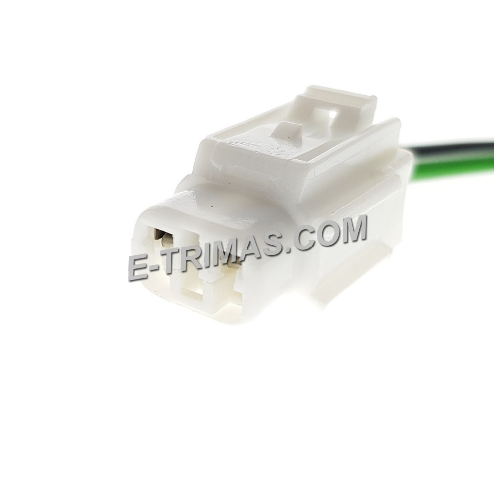 HX-83244-FM 2 Pin Automotive Socket Connector