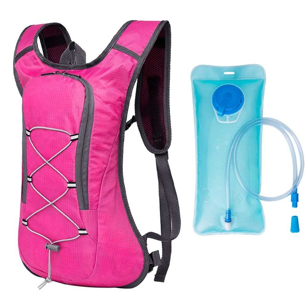Hydration Pack Bag with  2L Water Breathable Ultralight  Backpack