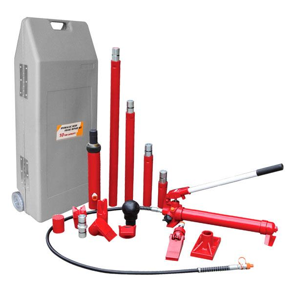 HYDRAULIC BODY FRAME REPAIR KIT (end 10/12/2020 12:30 AM)