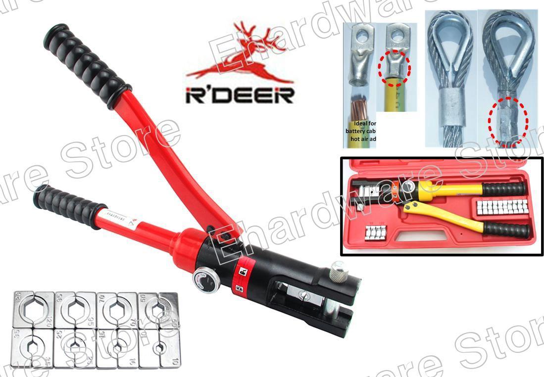 Hydraulic Wire Crimping Tool (THXOS)