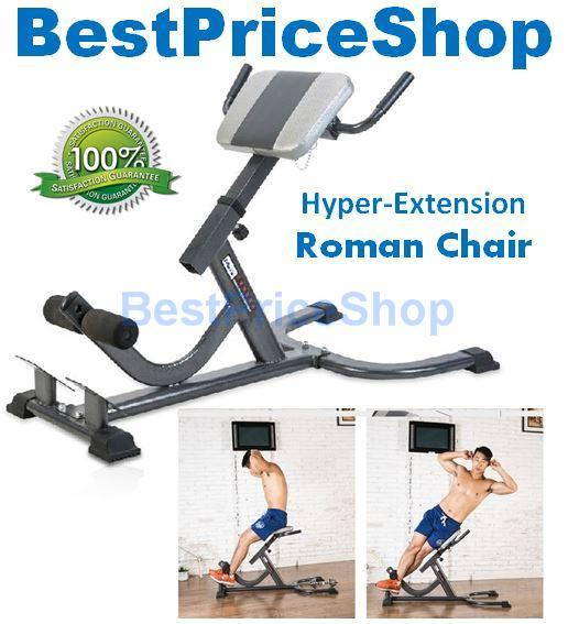 Hyper Extension Roman Bench Chair Six Packs Hip Fast Slim Back Pain. u2039 u203a  sc 1 st  Lelong.my & Hyper Extension Roman Bench Chair Si (end 5/24/2019 5:57 PM)