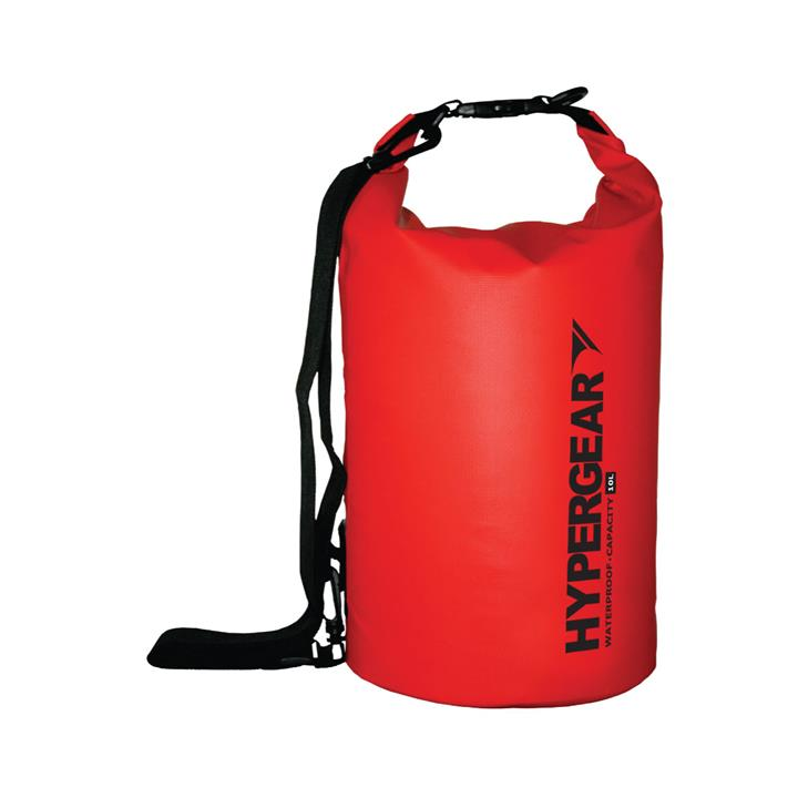 Hypergear Dry Bag 10 Liter 30102 Red