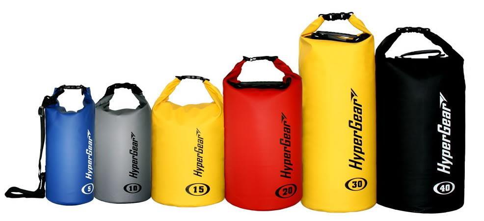 Hypergear Dry Bag 20 Liter Waterproof New