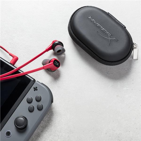HyperX Cloud Earbuds are ideal for the Nintendo Switch