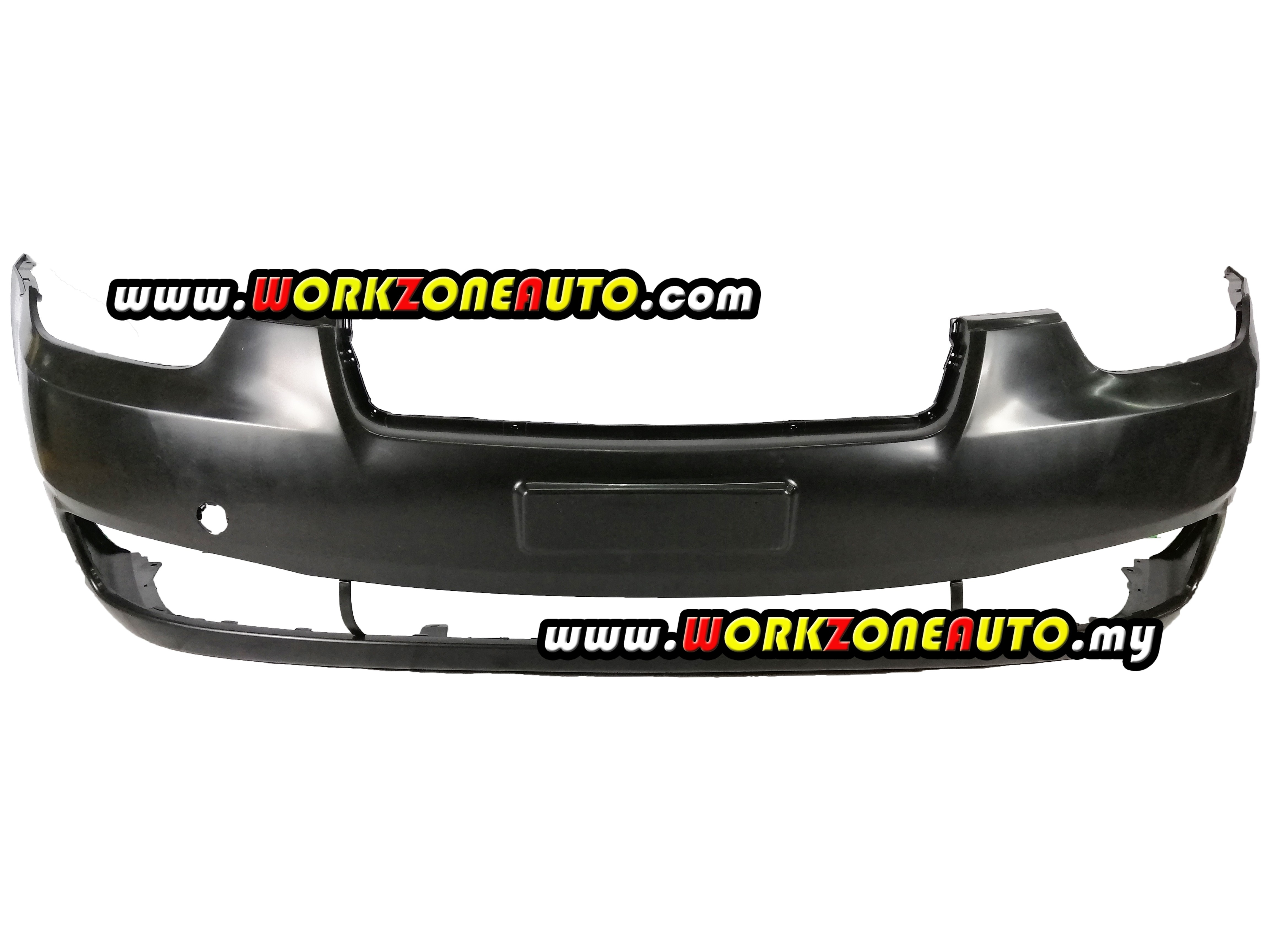 Hyundai Accent MC 2008 Front Bumper Korean Spec