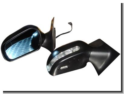 Hyundai Getz `02-05 Door Mirror M5 Style W/Autoback Holder+Light+Foot