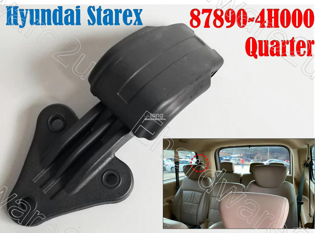 Hyundai Grand Starex H1 Quarter Wind (end 5/24/2021 4:50 PM)
