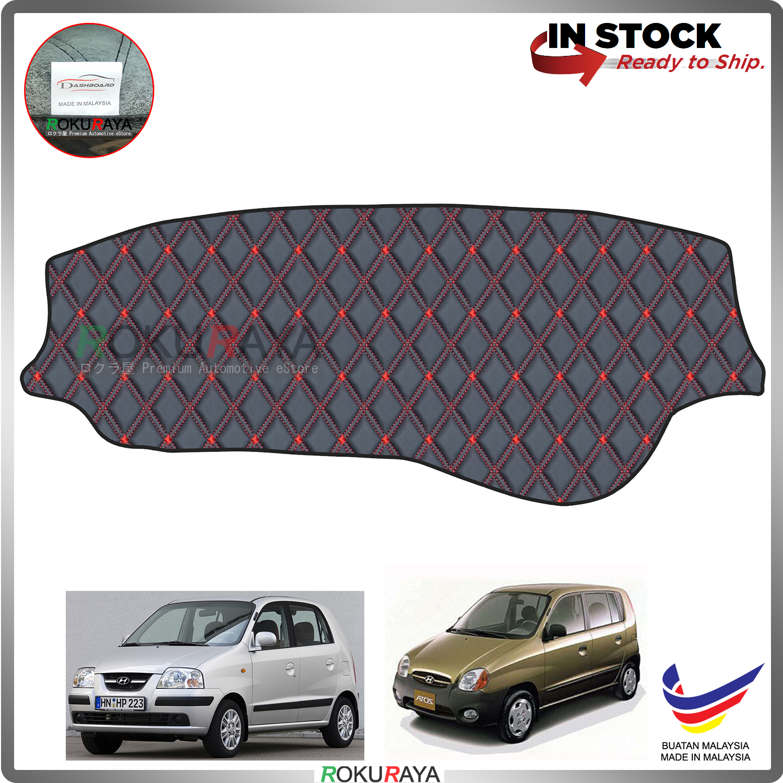 Plush Velour, Black DashMat VelourMat Dashboard Cover Hyundai Sonata
