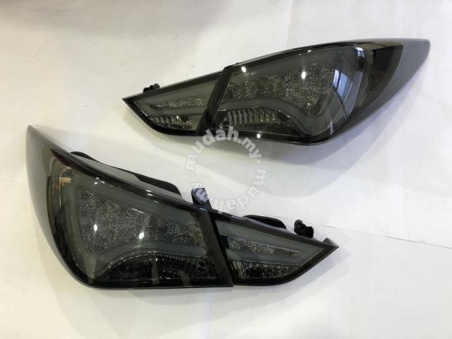 Hyundai Sonata 10-14 Led Tail Lamp Taiwan