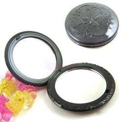 [I] Anna Sui~Two Sides Round Shape Mirror 11056