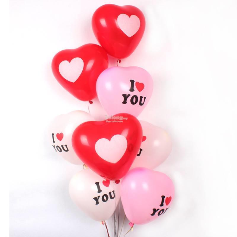 Love U: I Love U Ballon (10 In 1) (end 12/1/2019 4:15 PM