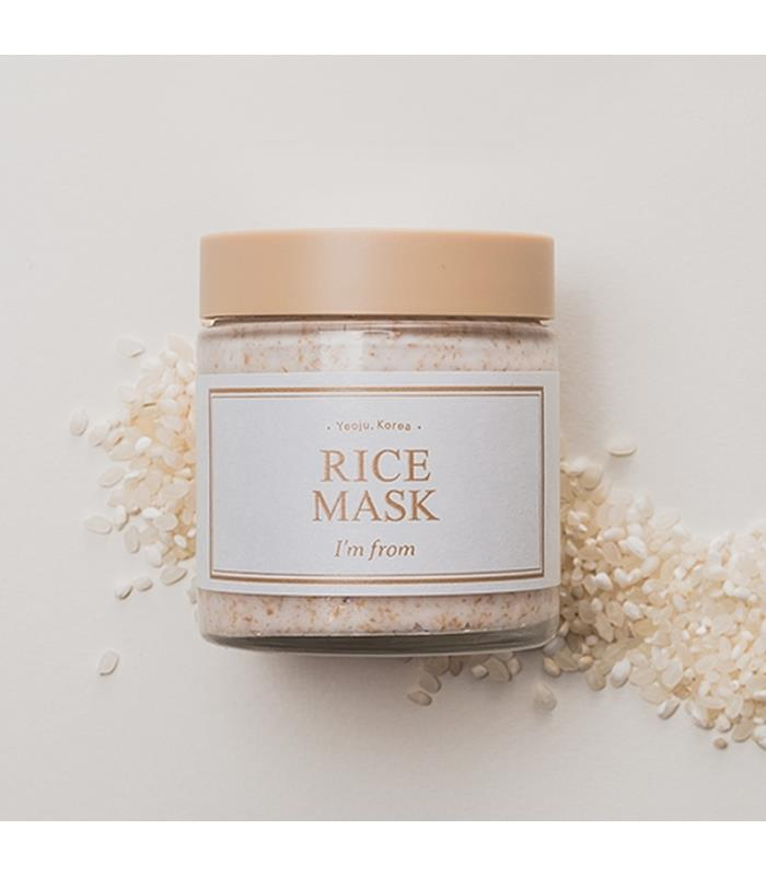 I'm From, Rice Mask (110g)