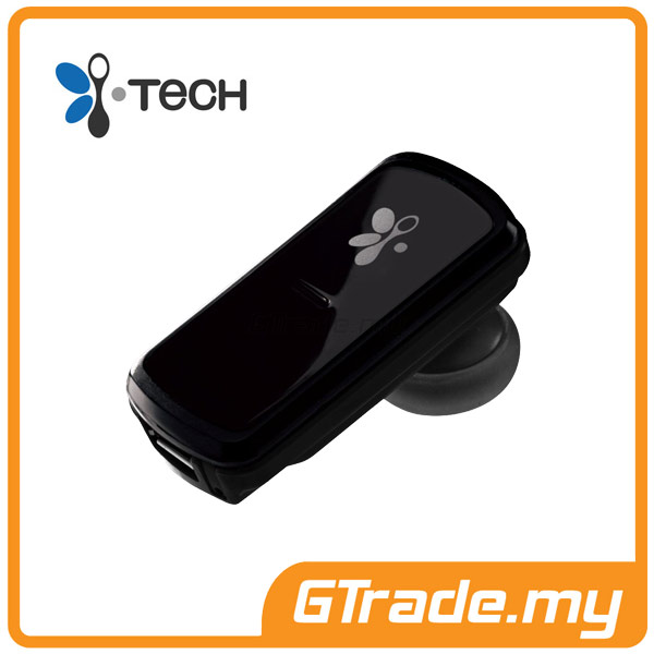 I-TECH My Voice 312 Bluetooth Headset | Pair 2x 1 Touch - Black